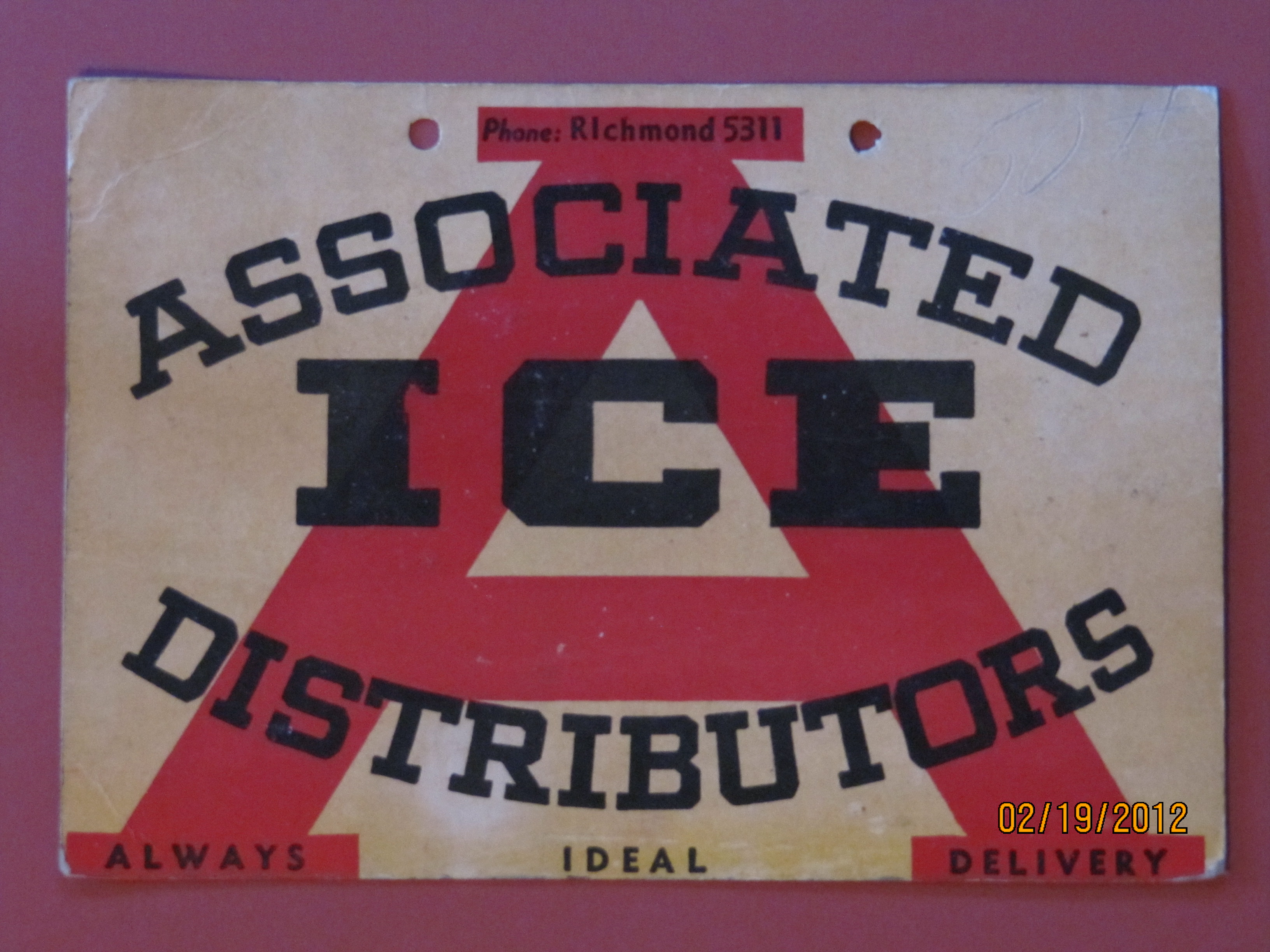 Associated Ice Distributors
