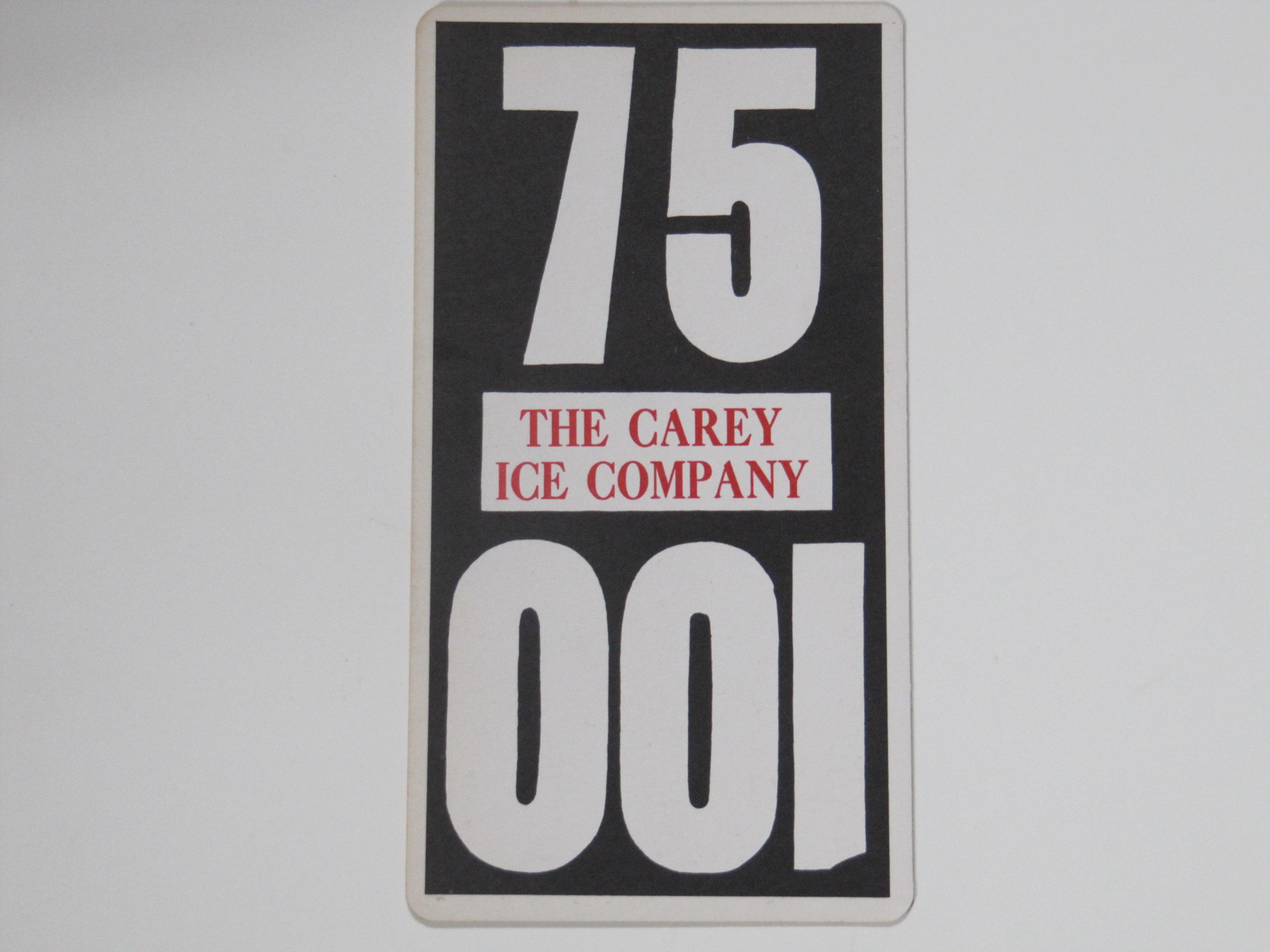 Carey Ice Co.