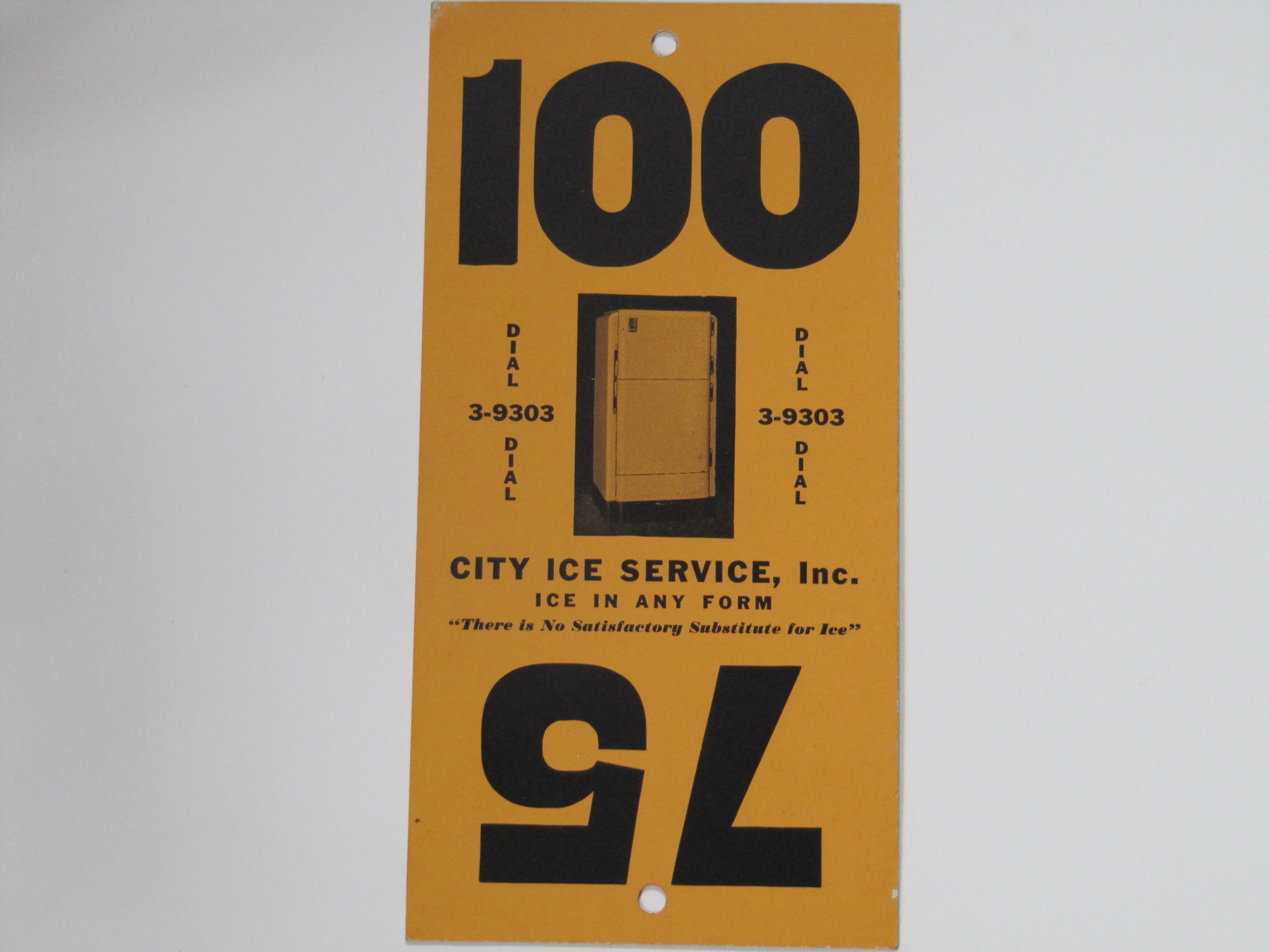 City Ice Service Inc.