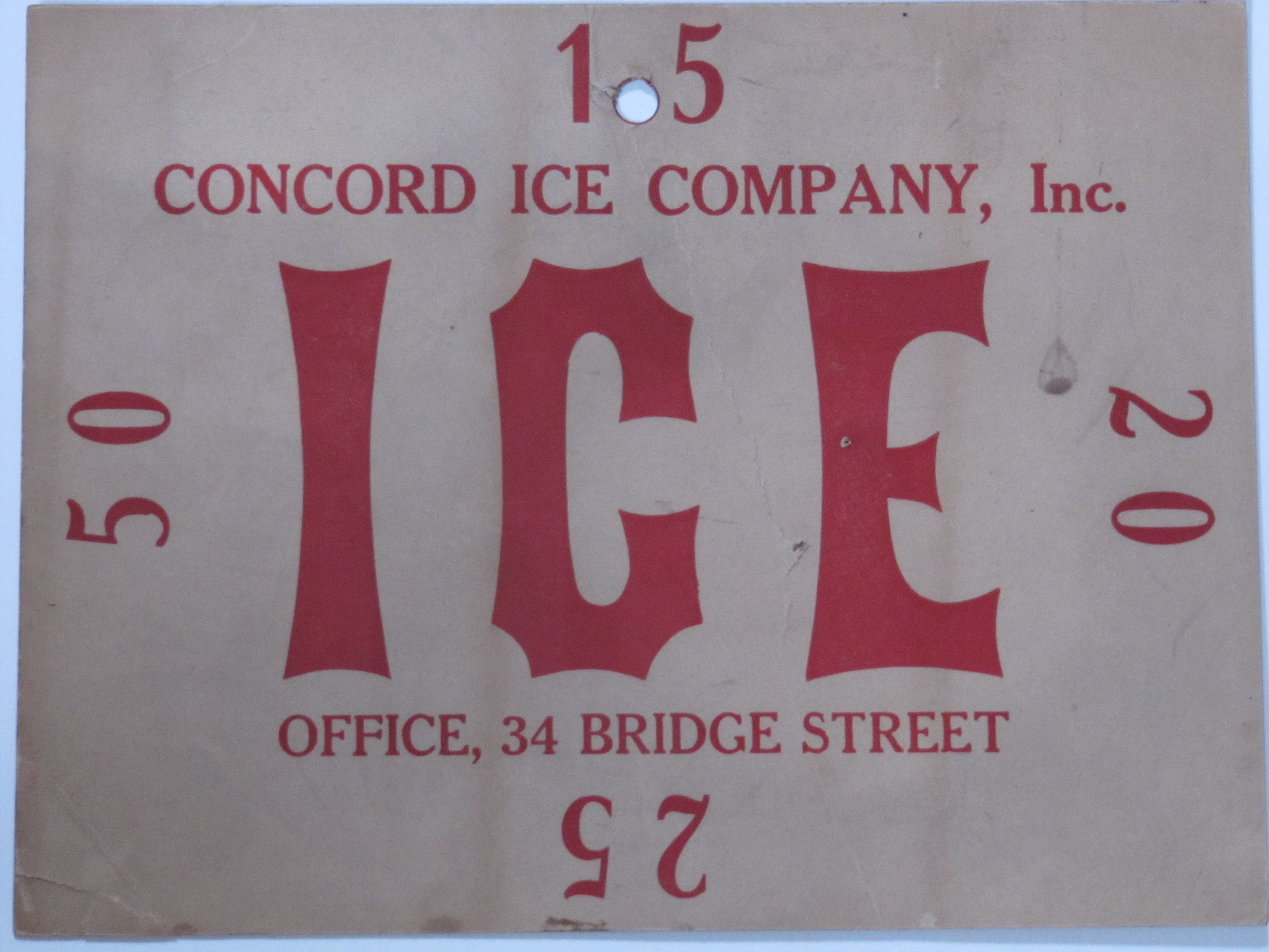 Concord Ice Co.