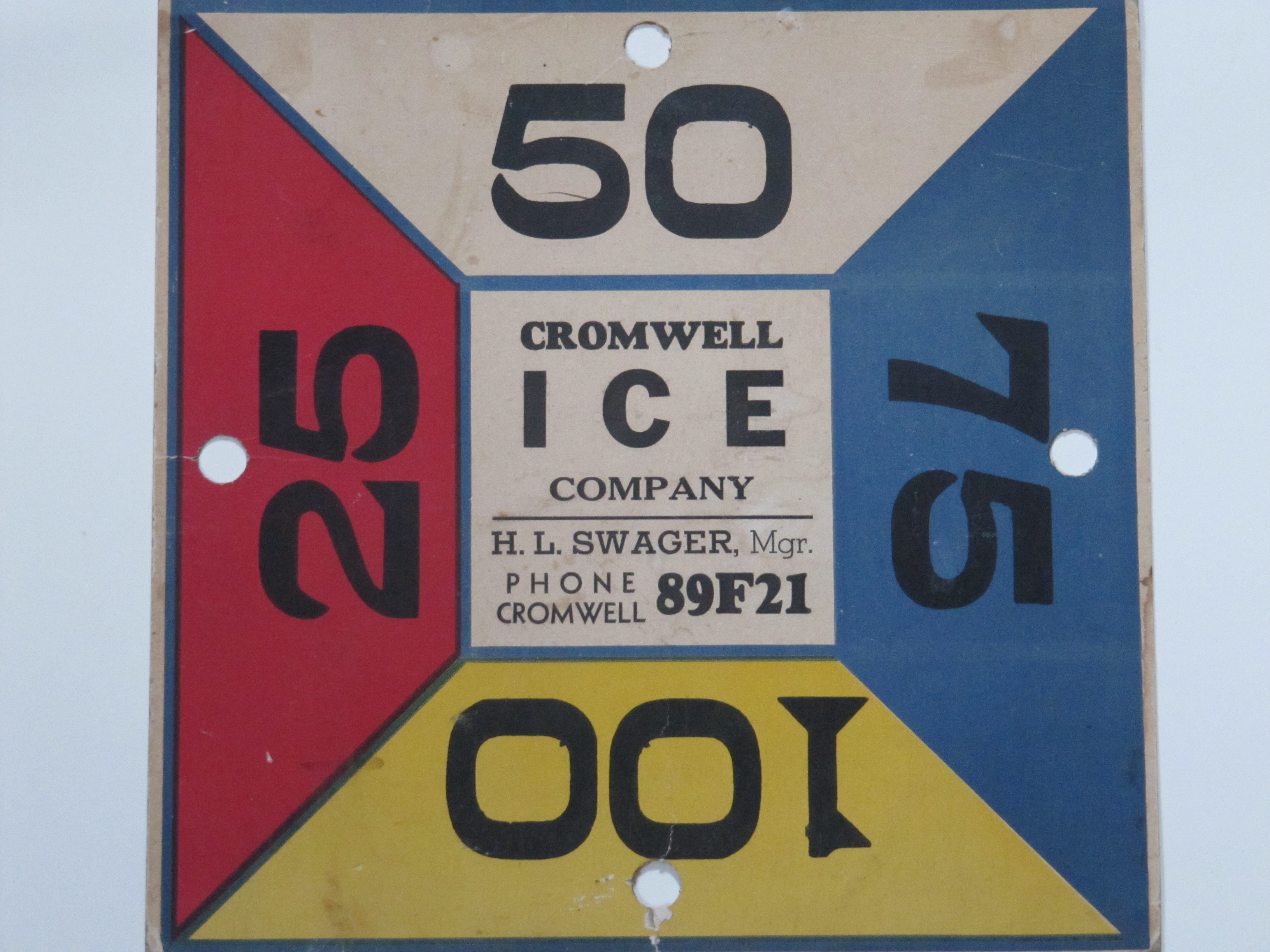 Cromwell Ice Co.