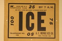 A.C.Menke Ice