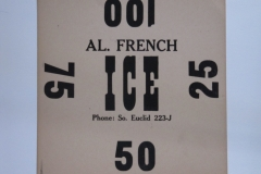AL. French Ice