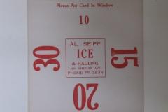 AL. Seipp Ice