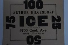 Arthur Hilgendorf Ice