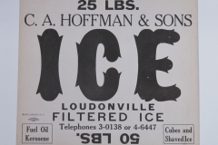 C.A.Hoffman & Sons Ice