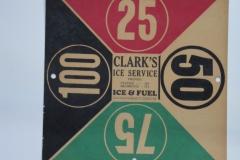 Clark's Ice Service