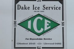 Dake Ice Service