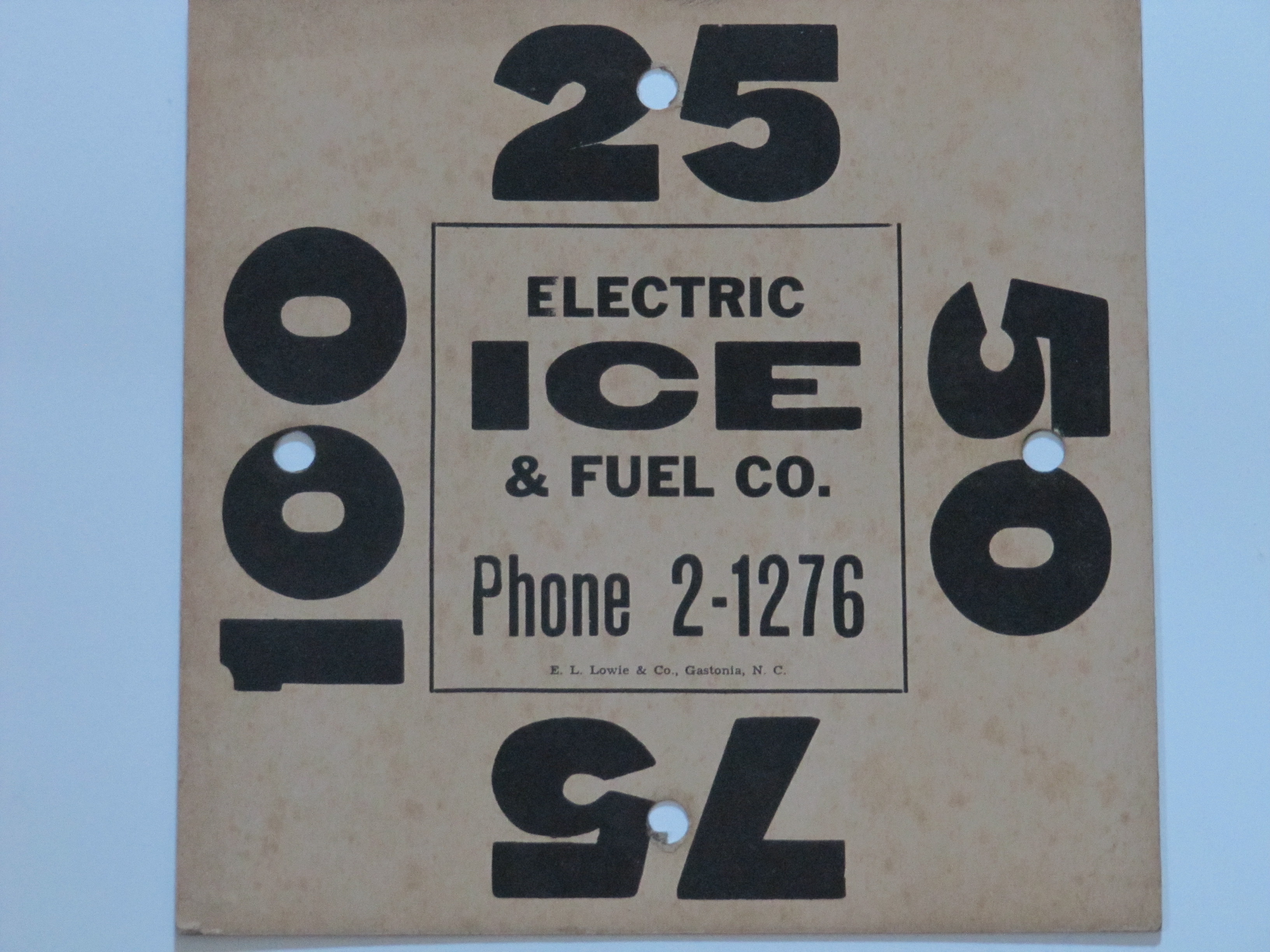 Electric Ice & Fuel Co.