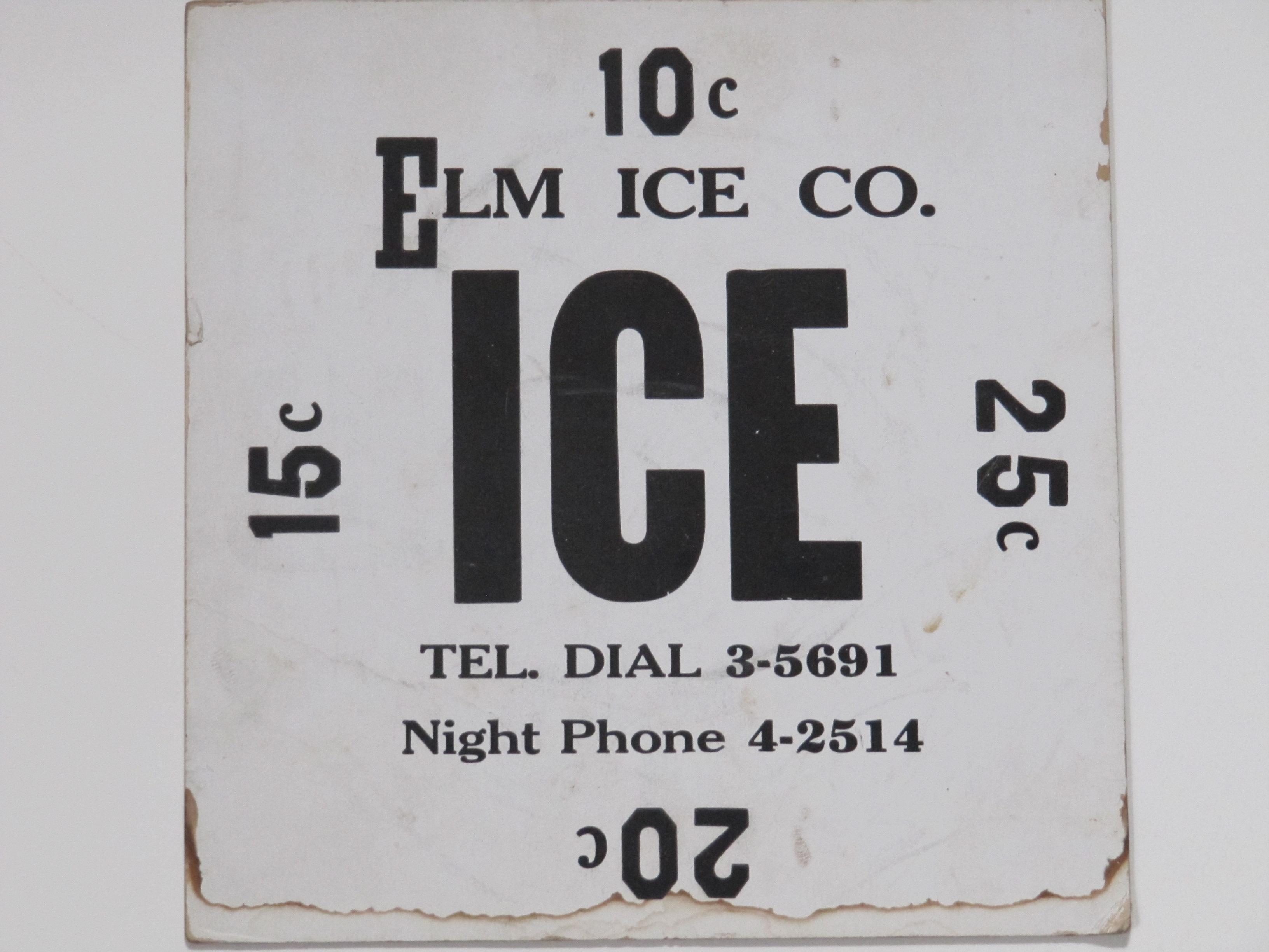 Elm Ice Co.