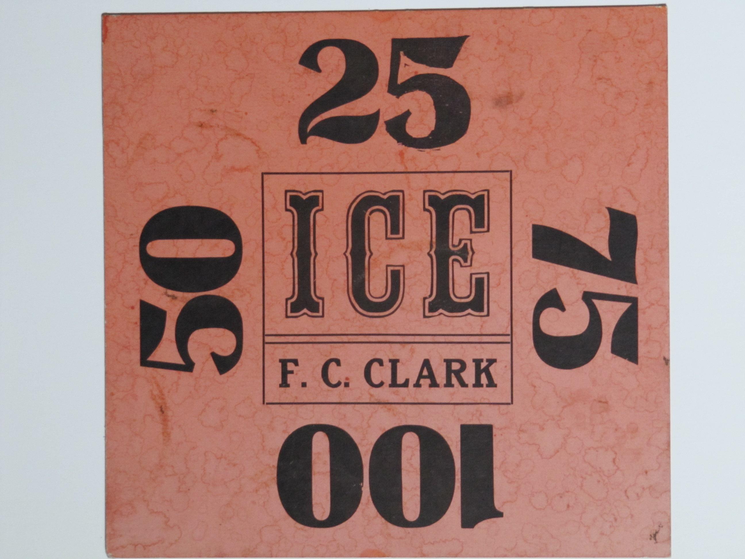 F C Clark