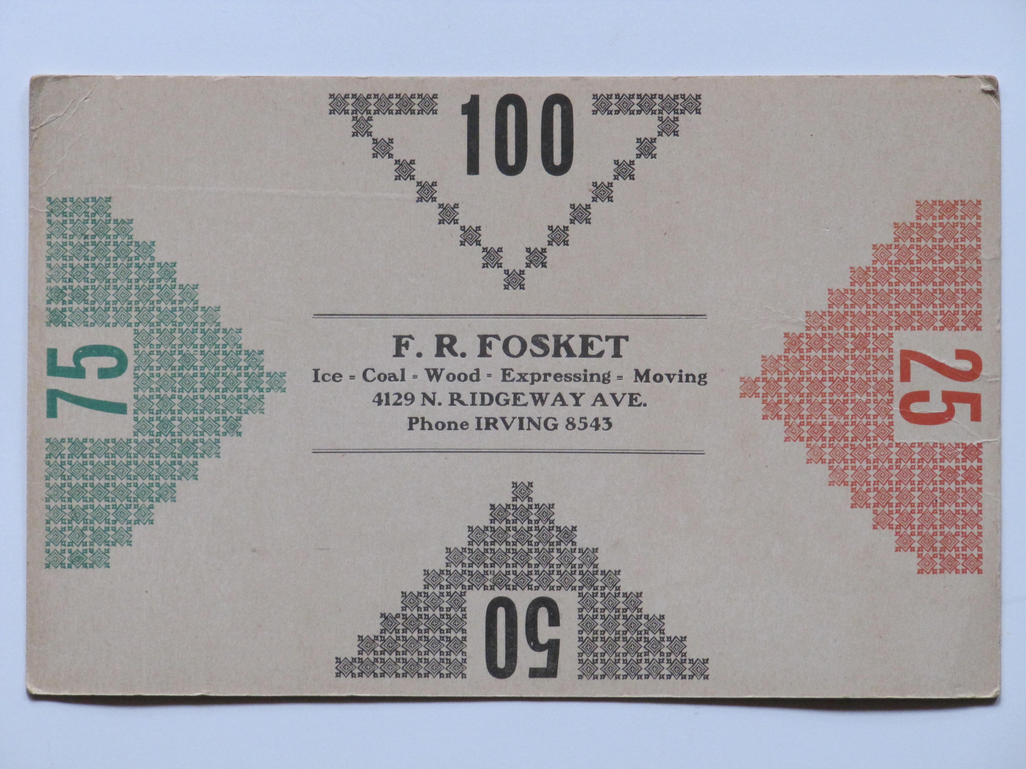 F.R. Fosket