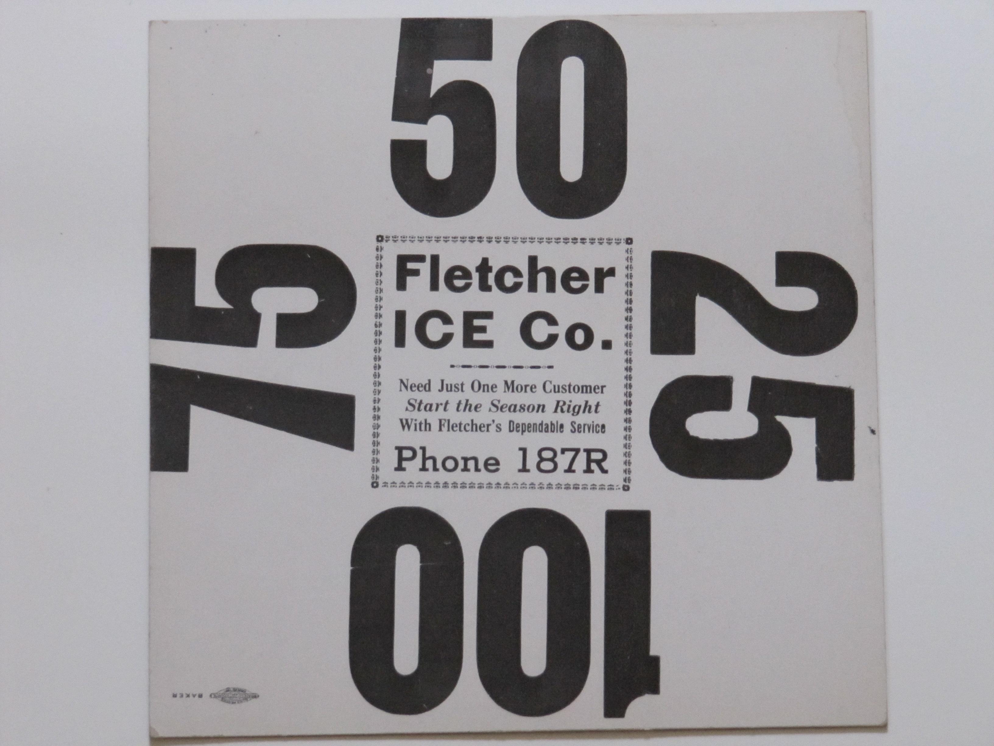 Fletcher Ice Co.