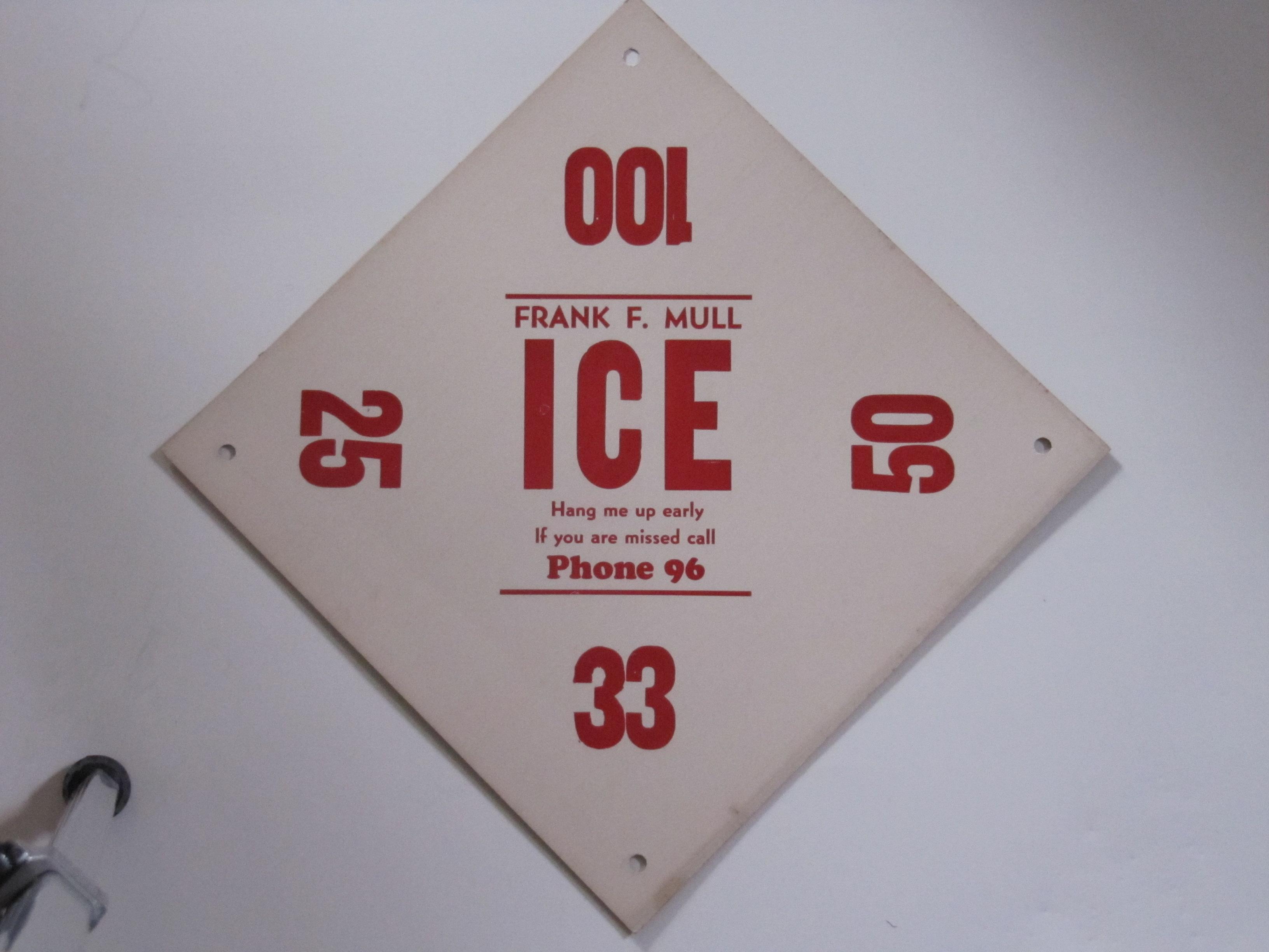 Frank F. Mull Ice