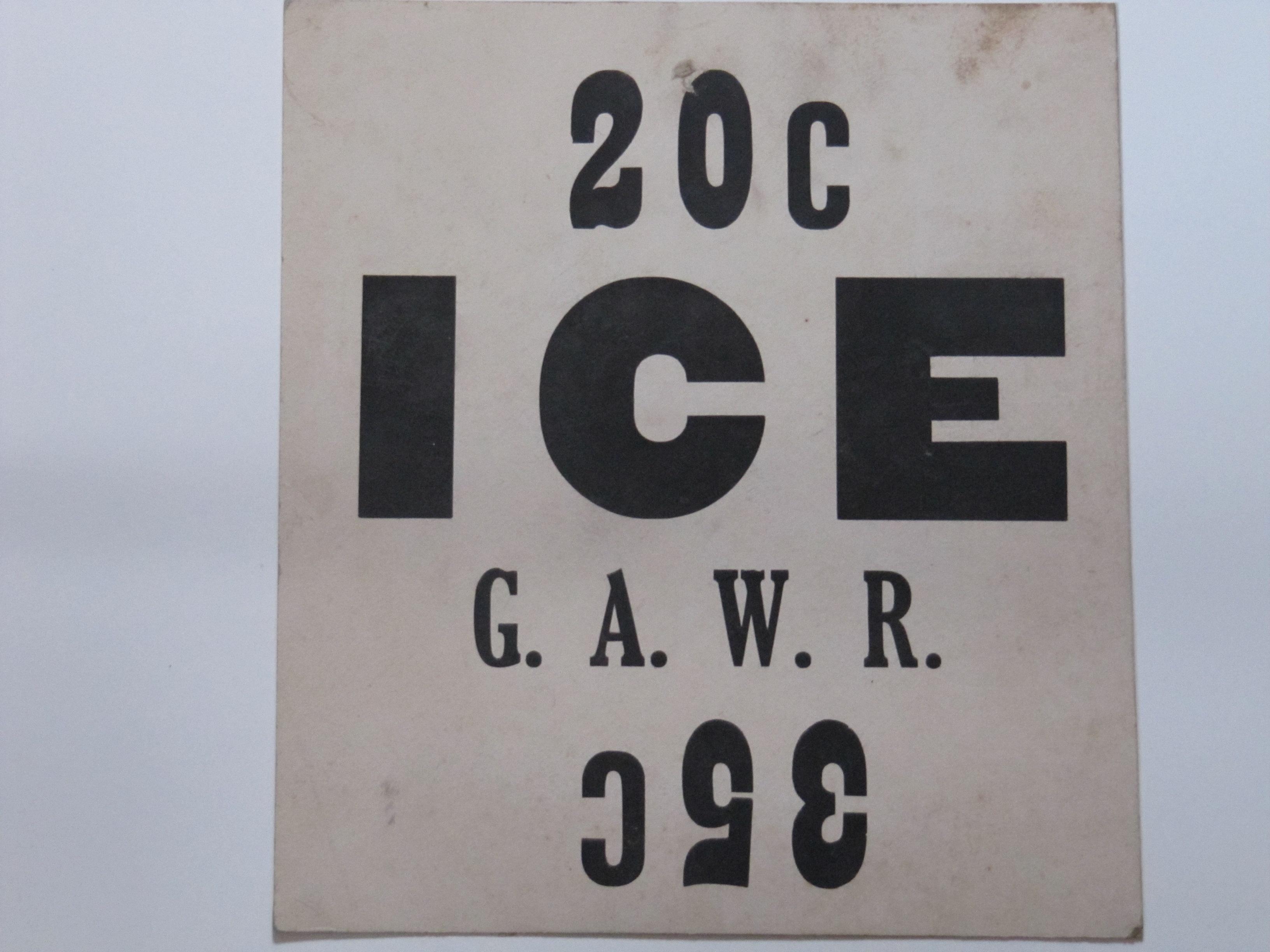 G.A.W.R.