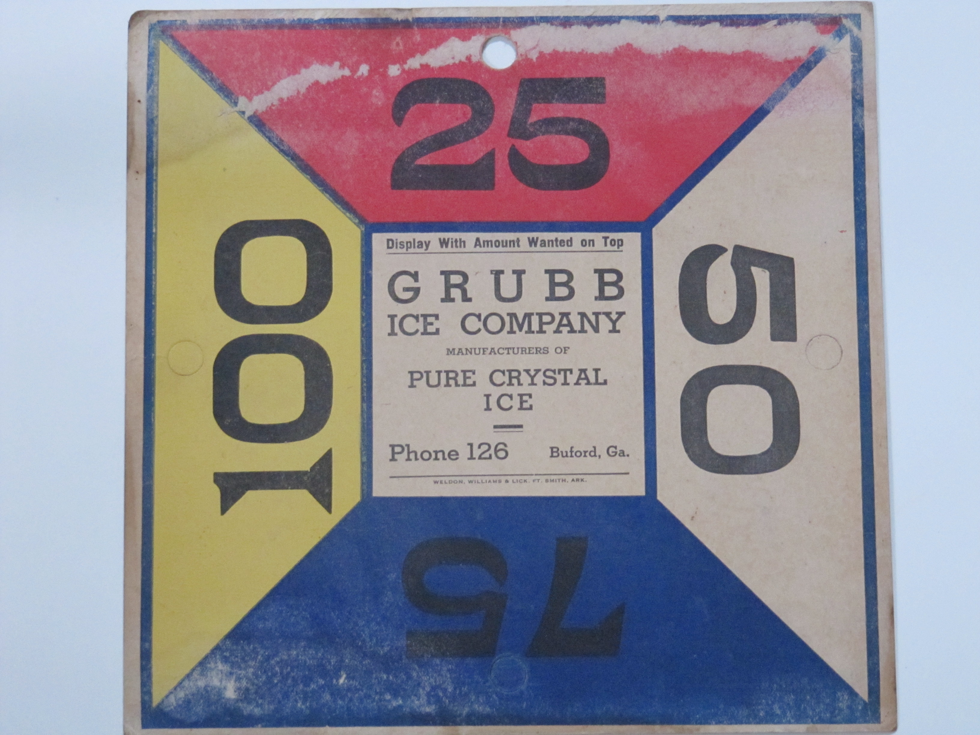 Grubb Ice Co.