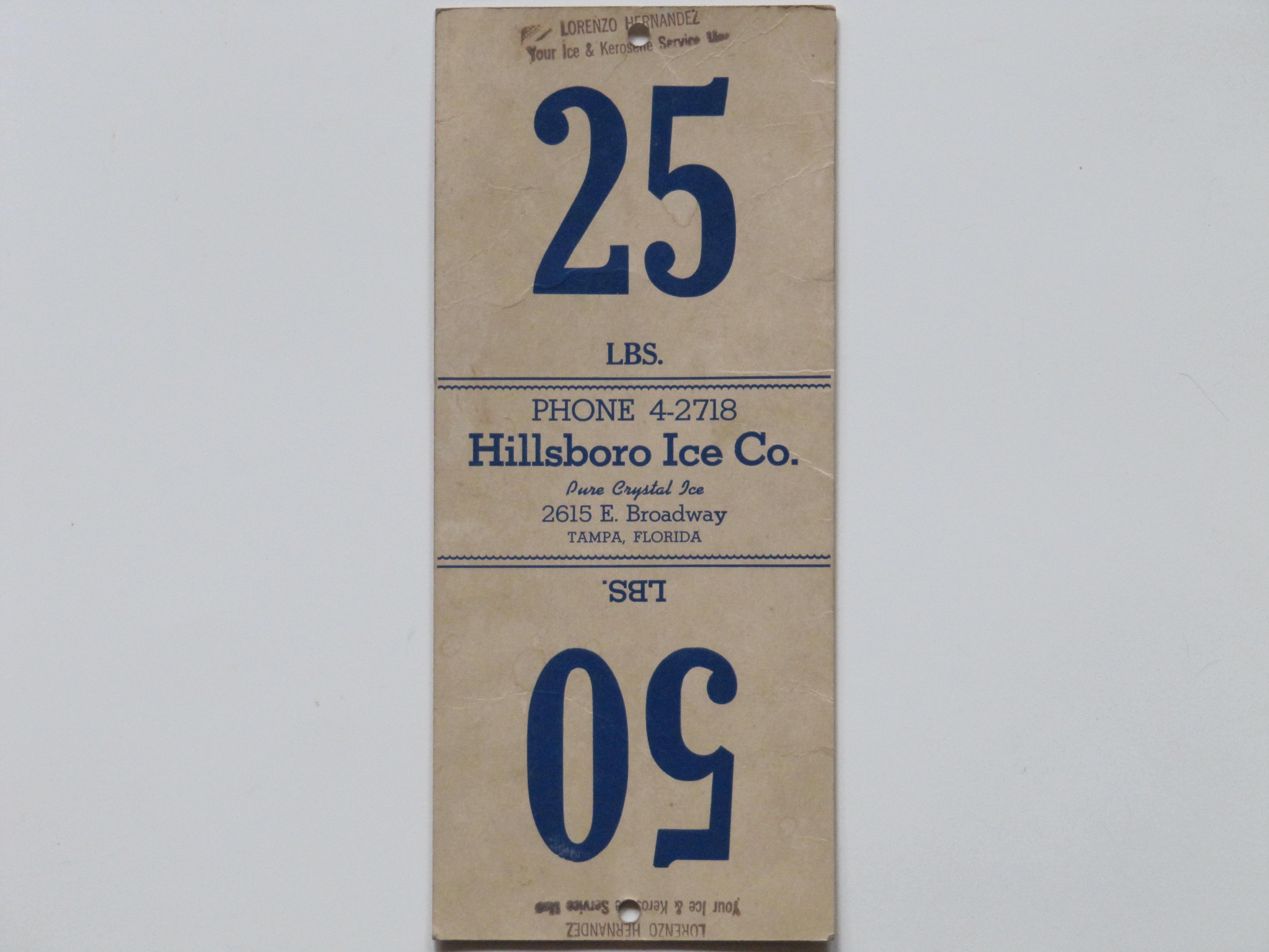 Hillsboro Ice Co.