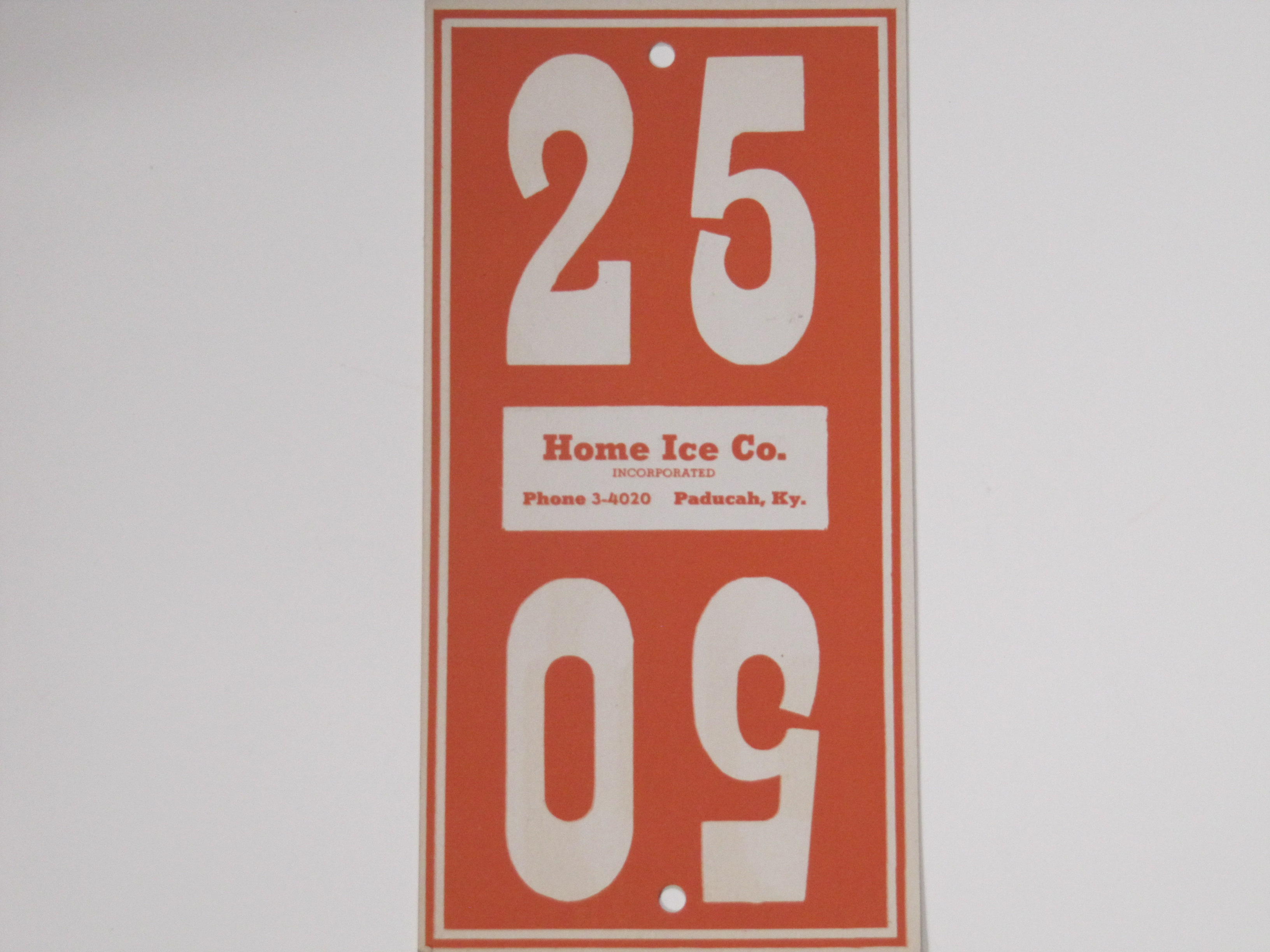 Home Ice Co. red