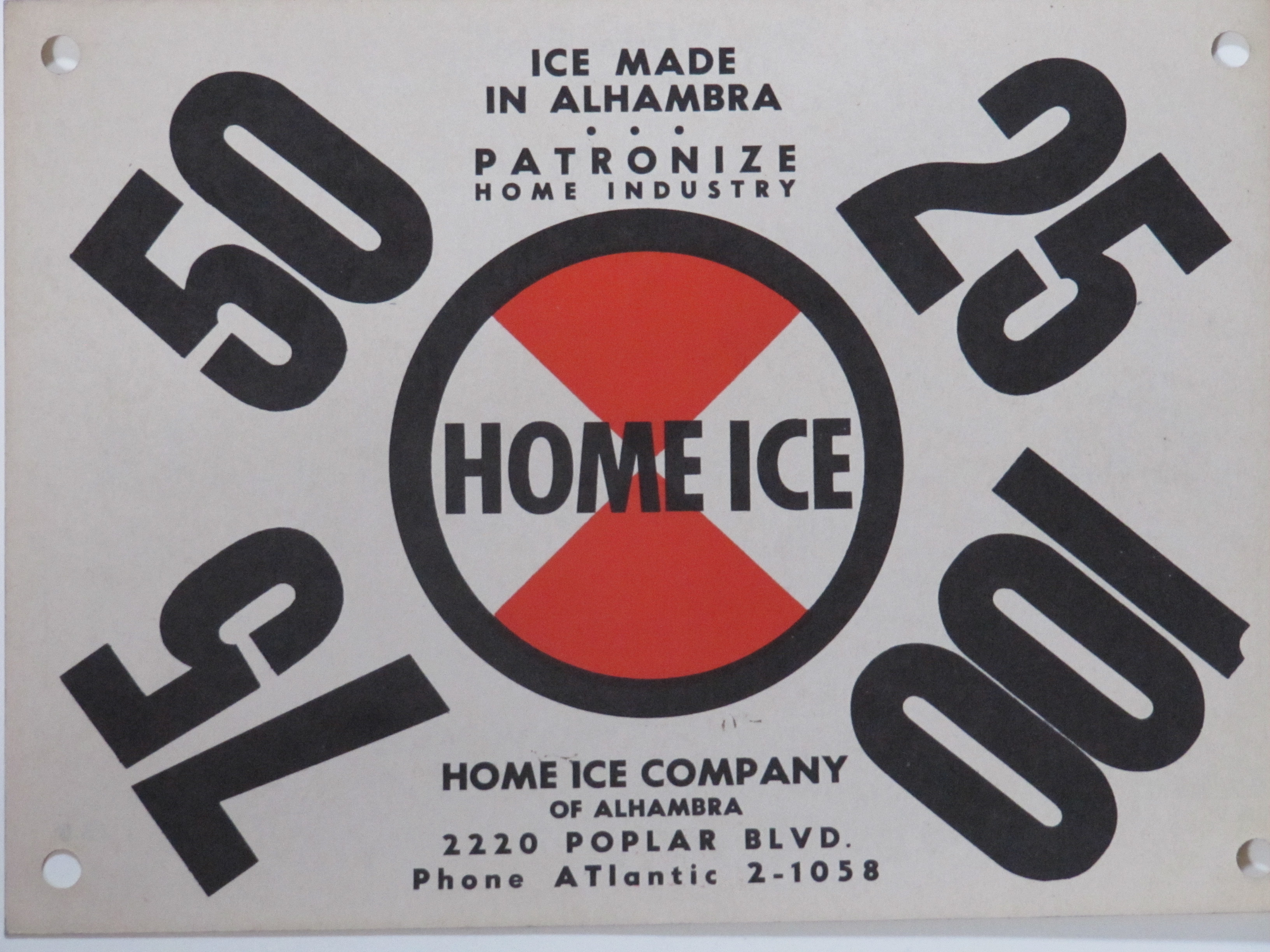 Home Ice of Alhambra