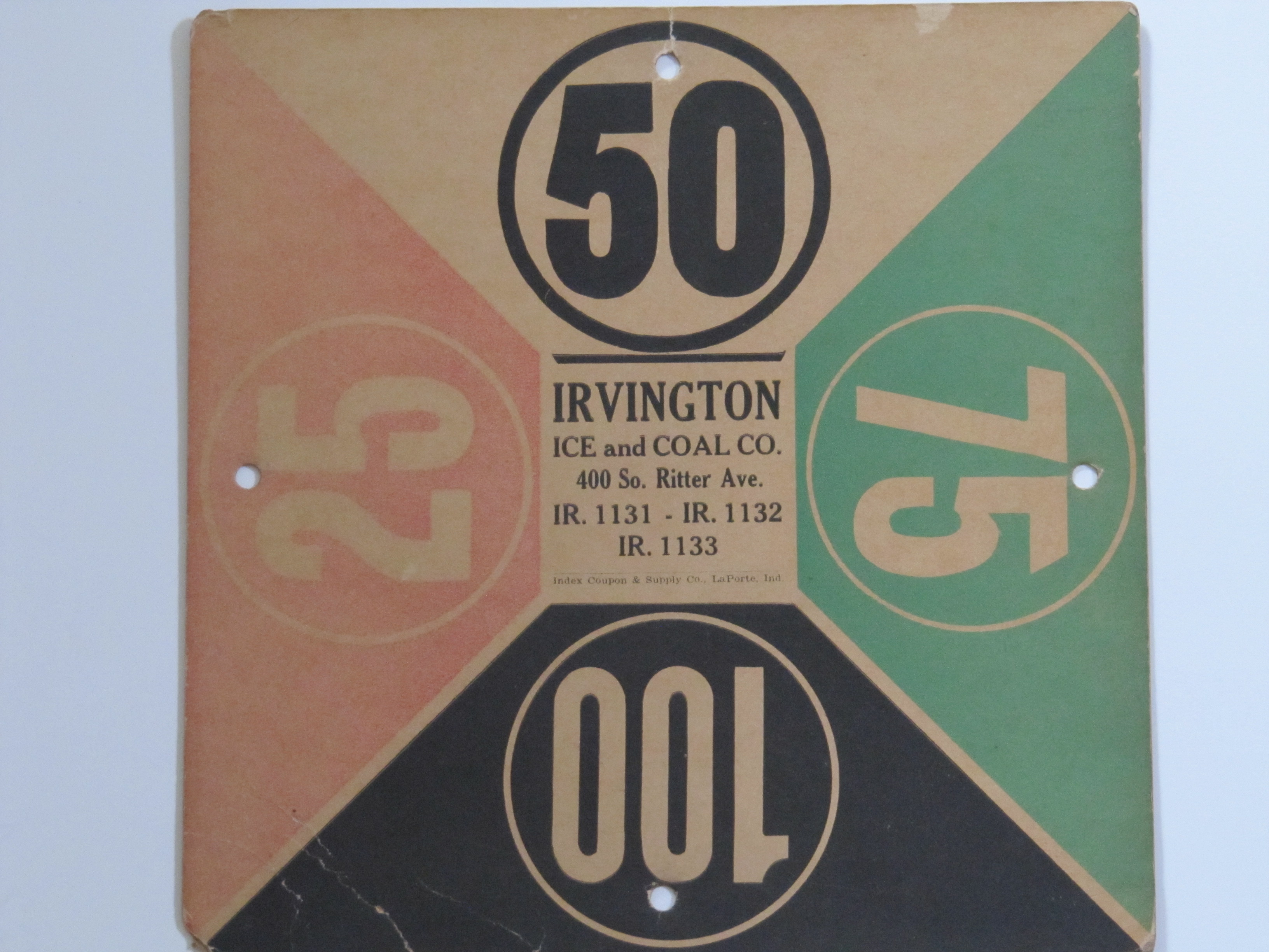 Irvington Ice & Coal Co.