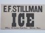 Ice Cards E-I
