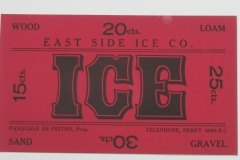East Side Ice Co.