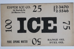 Esper Ice Co black