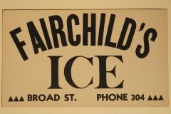 Fairchild's Ice