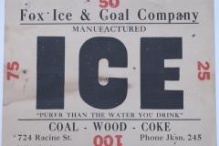 Fox Ice & Coal Co.