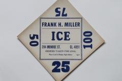 Frank H. Miller Ice