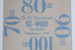 G.H.Stockwell Ice