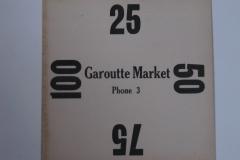 Garoutte Market