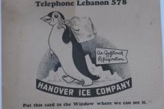 Hanover Ice Co.