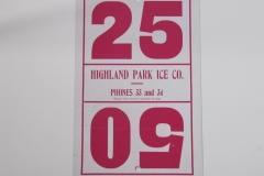 Highland Park Ice Co.