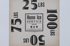 Home Ice Service