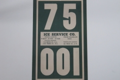 Ice Service Co.