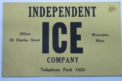 Independent Ice Worcester Mass