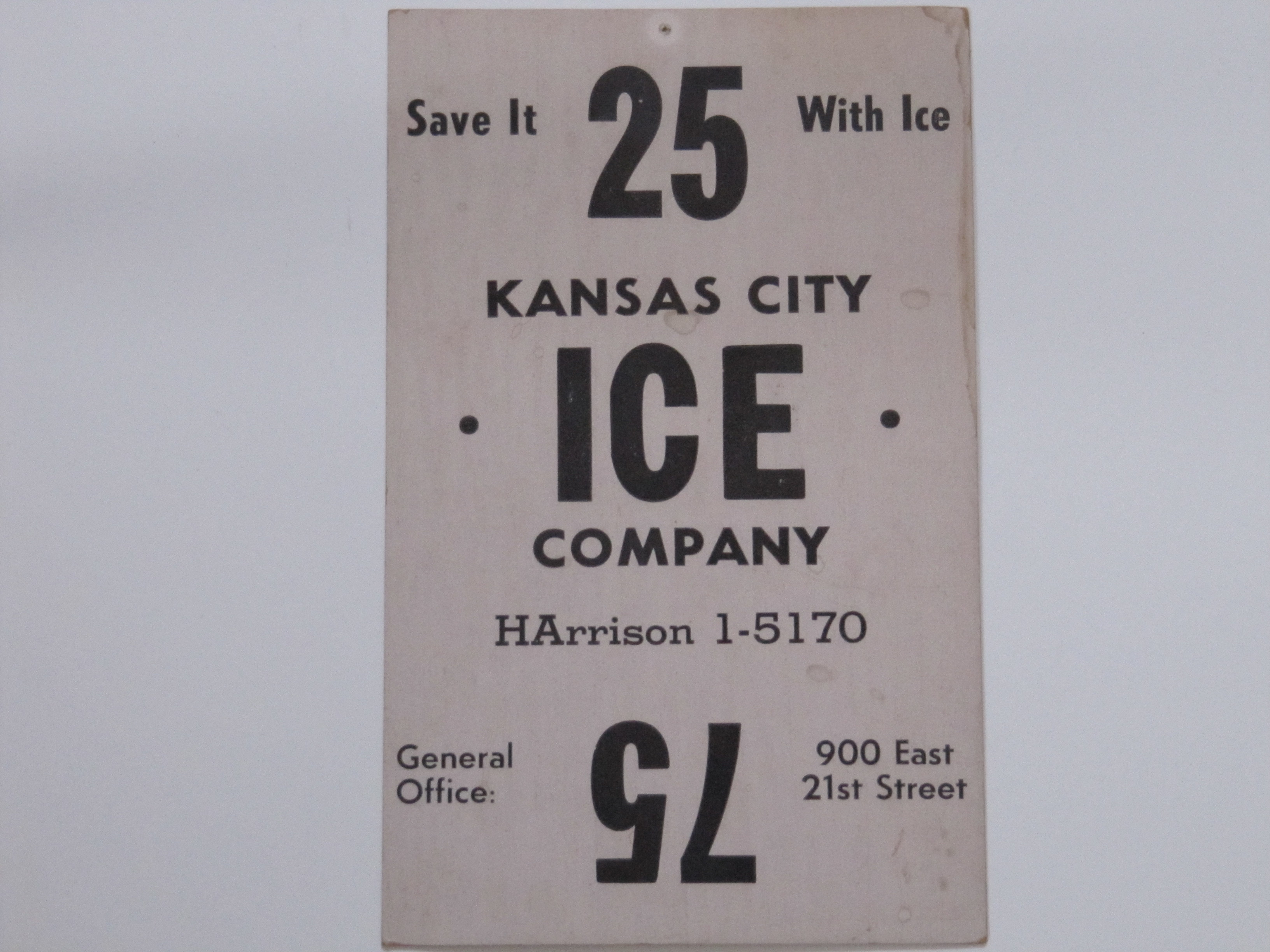 Kansas City Ice Co.