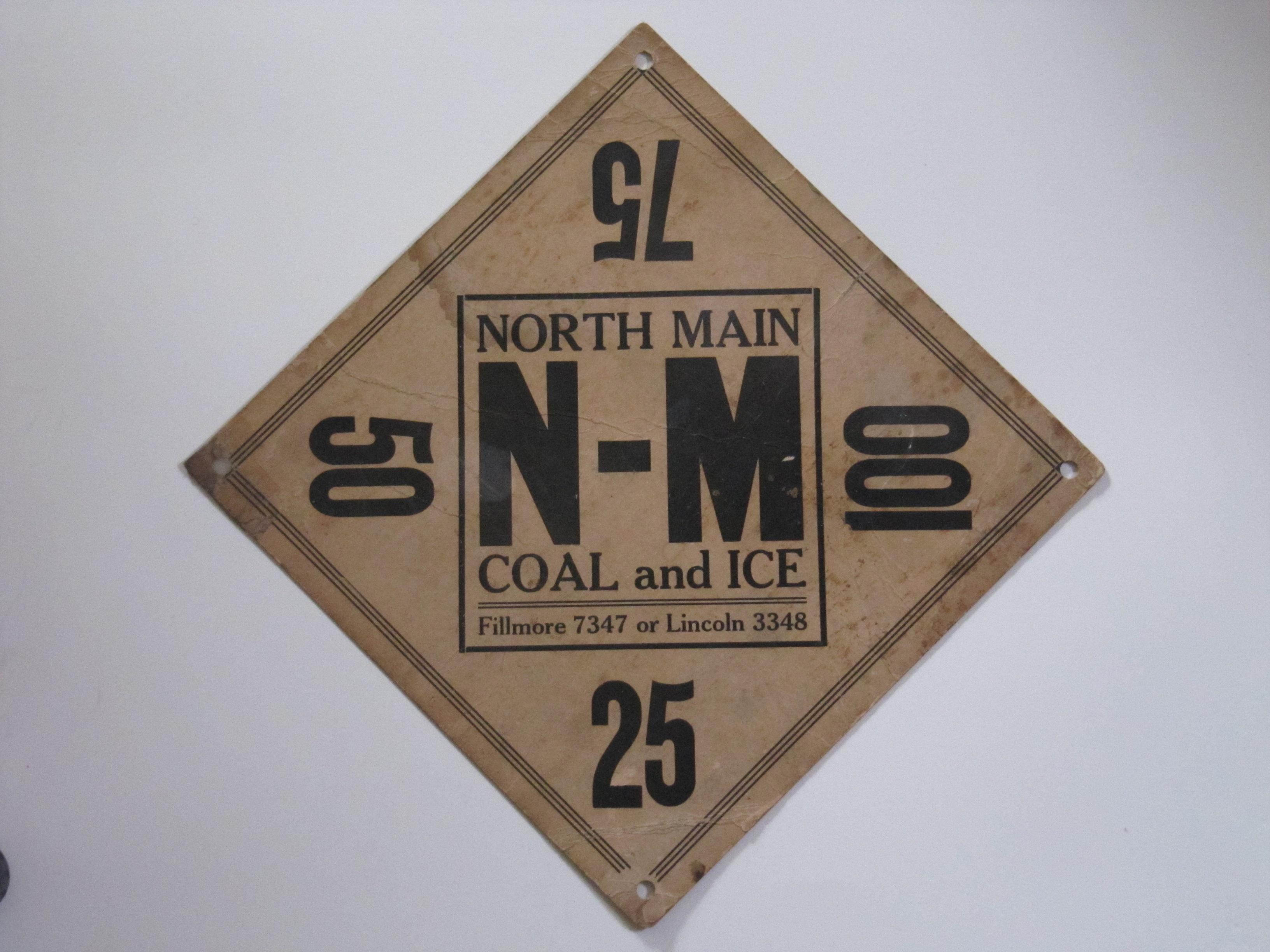 North Main Coal & Ice
