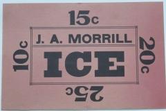 J.A.Morrill Ice