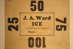 J.A.Ward Ice