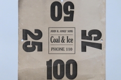 John H. Jones Sons Coal & Ice