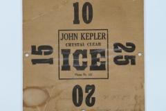 John Kepler Ice