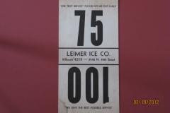 Leimer Ice Co.