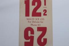 Maud Ice Co.