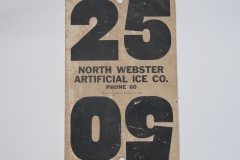 North Webster Artifical Ice Co.