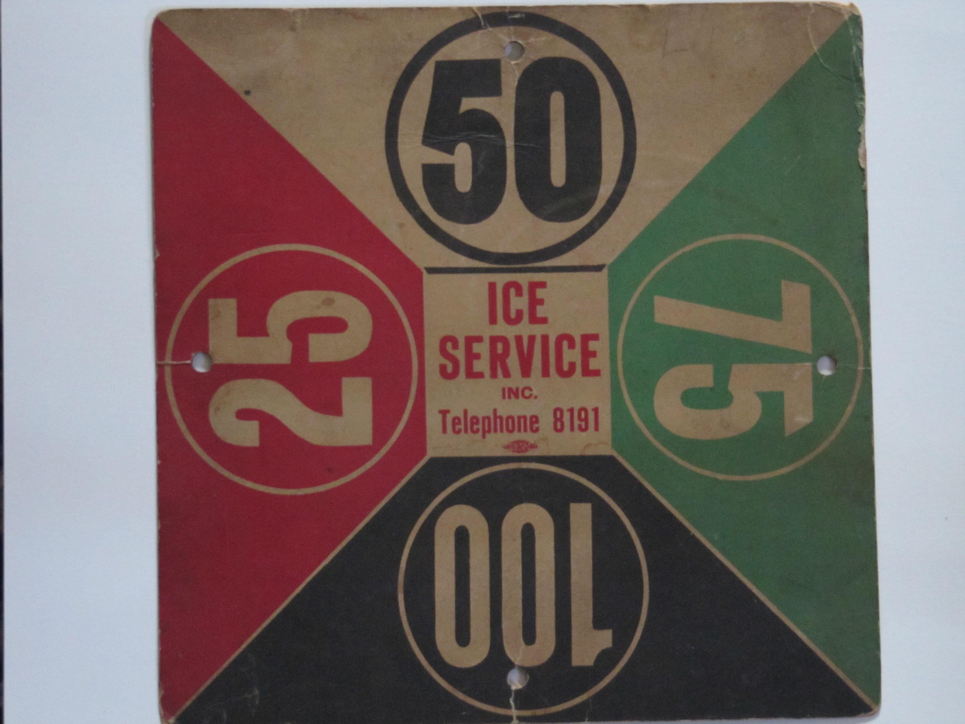 Ice Service Inc.