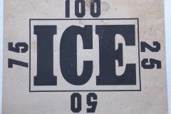Ice bold