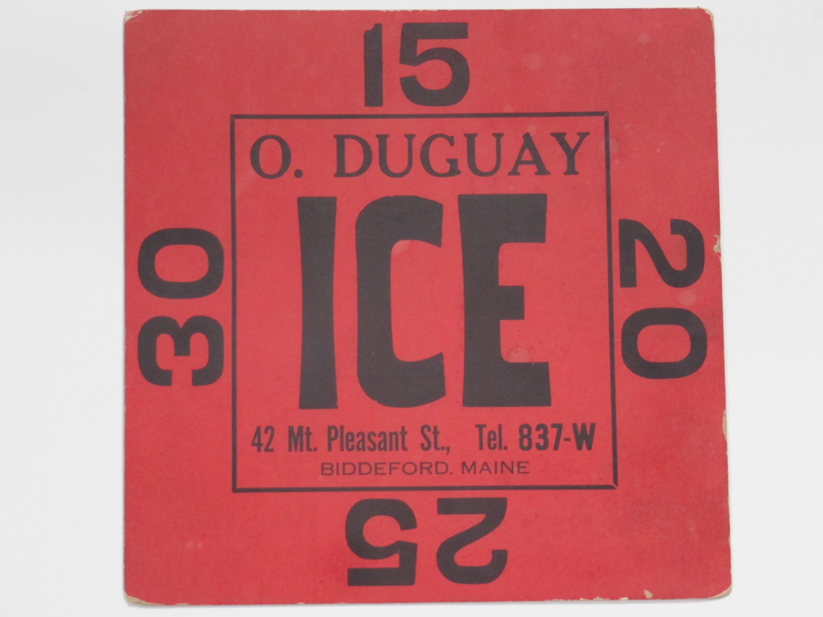 O.Duguay Ice