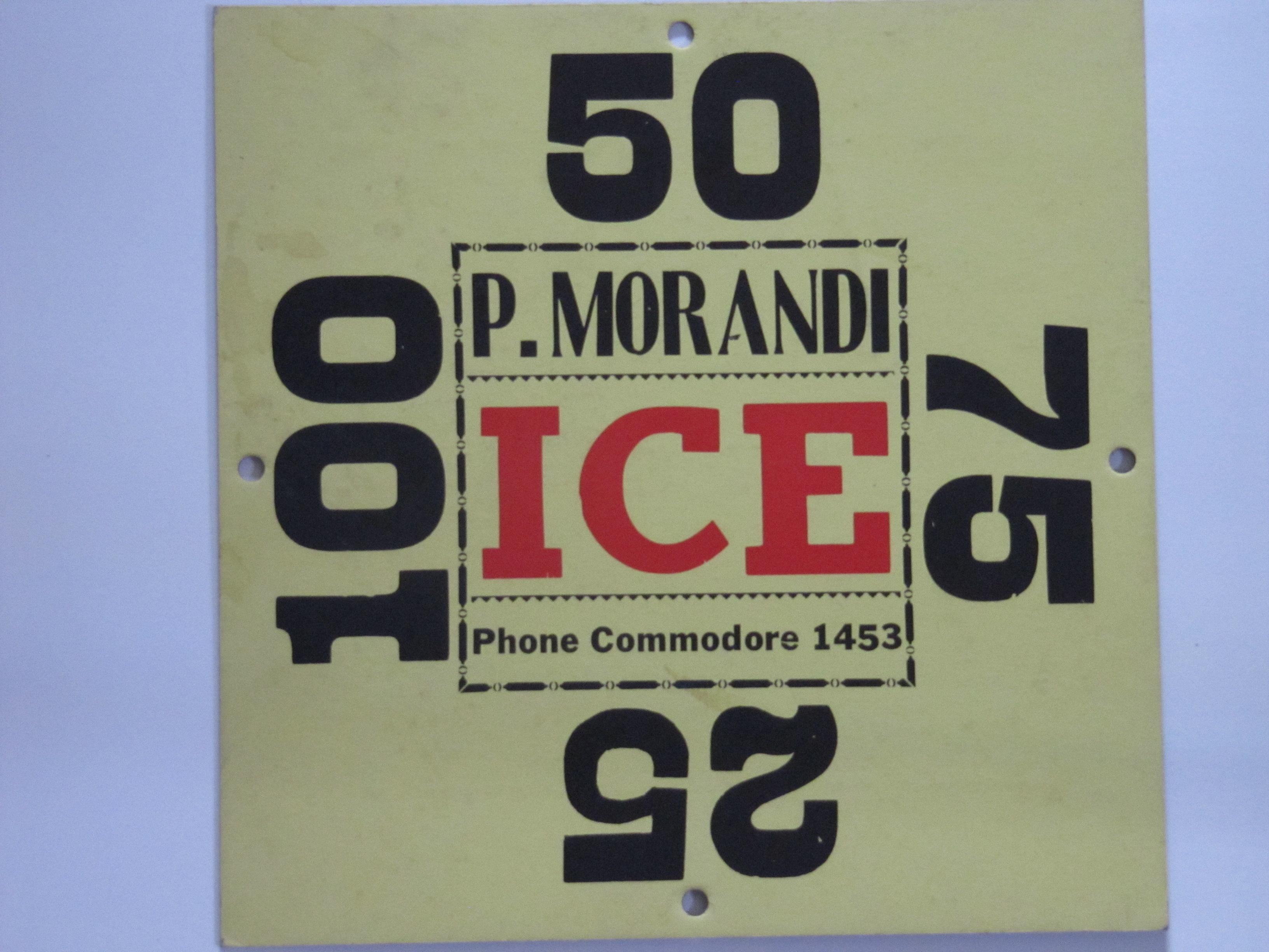 P.Morandi Ice